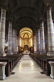 abbatiale saint nabor de saint avold wikip dia. Black Bedroom Furniture Sets. Home Design Ideas