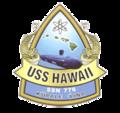 Abzeichen der USS Hawaii.png