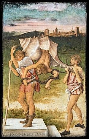 Allegories (Bellini) - The Falsehood