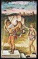 Accademia - Giovanni Bellini e Andrea Previtali - Quattro allegorie - menzogna.jpg