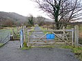 Access to the Arthog to Morfa Mawddach section of the Mawddach Trail - geograph.org.uk - 1100810.jpg