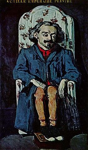Ficheiro:Achille Emperaire, par Paul Cézanne.jpg – Wikipédia, a  enciclopédia livre