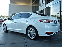 2016 Acura Ilx Updated Model Usa