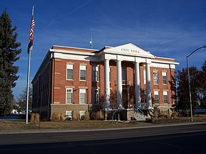 National Register of Historic Places listings in Adams County, Colorado - Image: Adams County Courthouse