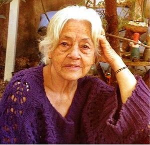 Adélia Prado - Adélia Prado in 2014, the year she won the Griffin Lifetime Recognition Award.
