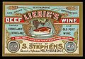 Advert for Liebig's Beef Wine Wellcome L0040445.jpg