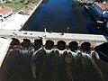 Aerial photograph of Ponte de Trajano (2).jpg