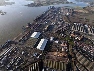 Port of Felixstowe - Port of Felixstowe