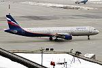 Aeroflot, VP-BUM, Airbus A321-211 (25239705403).jpg