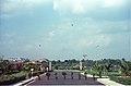 Aerospatiale VT-EHI Helicopter - 70mm Horizontal Film Shooting On Calcutta - Science City - Calcutta 1996-10-30 783.JPG