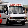 Agnews coach (EUI 103) Mercedes-Benz T2, Belfast, 23 May 2011.jpg