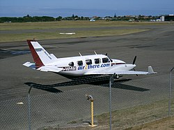 Piper PA-31 von Air2There