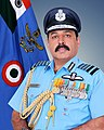 Air Chief Marshal Rakesh Kumar Singh Bhadauria PVSM AVSM VM ADC took over as the Chief of the Air Staff on 30 September 2019.jpg
