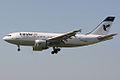 Airbus A310-304 Iran Air EP-IBK (6050127866).jpg
