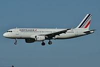 F-HBNB - A320 - Air France