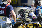 Aircraft mishap exercise tests JBLE, local response capabilities 140725-F-KB808-114.jpg