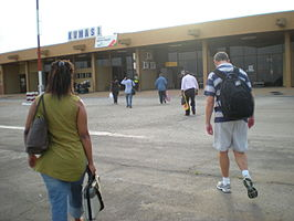 Airliner Passengers at the Kumasi International Airport.jpg