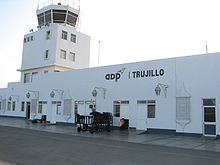 Airport of Trujillo