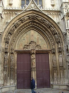 Carved doors[edit] & Aix Cathedral - Wikipedia