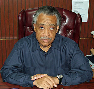 300px Al Sharpton by David Shankbone Rev. Al Sharpton Under Fire for Calling for Escalating Civil Disobedience in Trayvon Martin Murder Case