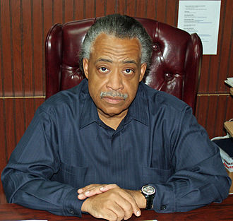 2004 United States presidential election in South Carolina - Image: Al Sharpton by David Shankbone