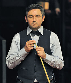 Alan McManus at Snooker German Masters (Martin Rulsch) 2014-01-30 04.jpg