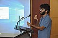 Alap Parikh Shares His Experience - Workshop On Design And Development Of Digital Experiencing Exhibits - NCSM - Kolkata 2018-07-26 2792.JPG