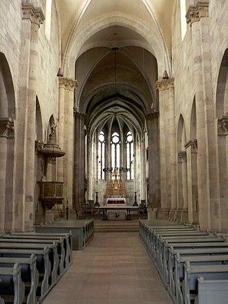 St. Michael's Cathedral, Alba Iulia - Image: Alba Iulia, Catholic cathedral 1