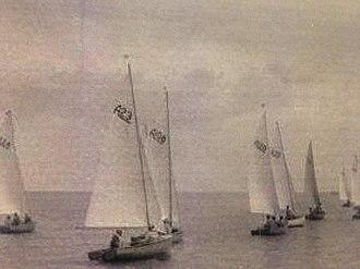 Albacore (dinghy) - Albacore Fleet