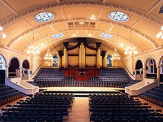Albert Hall, Nottingham - The Great Hall at the Albert Hall Nottingham