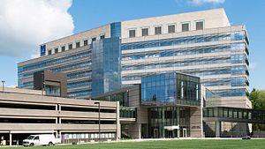 University of Massachusetts Medical School - Albert Sherman Center
