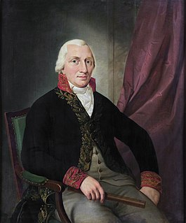 Albertus Henricus Wiese Governor-General of the Dutch East Indies