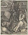 Albrecht Dürer - Melencolia I - Google Art Project (27421826).jpg