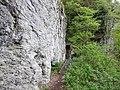 Albtraufgänger, Hossinger Leiter 945 m ü. NN - panoramio.jpg