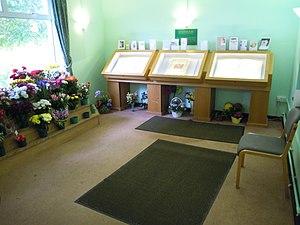 Park Crematorium, Aldershot - Image: Aldershot Crem 3