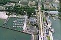 Aleja Jana Pawła II, Gdynia (zdjęcie lotnicze, 2007).jpg