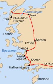 アレクサンドロス3世 - Wikiwand