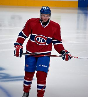 Alex Galchenyuk - Galchenyuk with the Canadiens during the 2012–13 season.