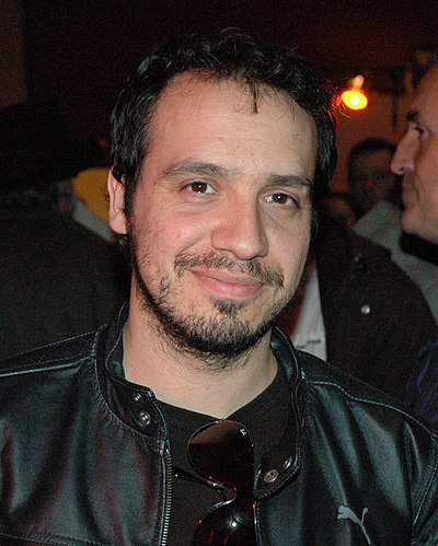 Picture of an author: Alexandre Astier