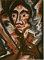 Alfons Anders 1928 bis 1998 - Rigoletto, Ölgemälde - Sammlereigentum.jpg
