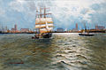 Alfred Jensen - Hafen von Wismar.jpg