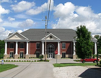 Algood, Tennessee - City of Algood Municipal Building