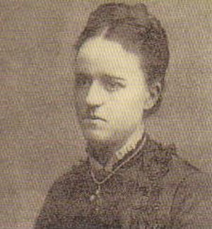 Alice James - Photograph of Alice James