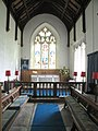 All Saints, Beeston Regis, Norfolk - Chancel - geograph.org.uk - 315464.jpg