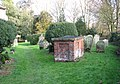 All Saints Church - footpath through churchyard - geograph.org.uk - 1614136.jpg
