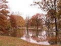 Allegheny Cemetery Pond, Fall, 01.jpg