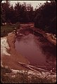 Allen Brook with Effluent from the Mill of the International Paper Company ... 06-1973 (3752347106).jpg