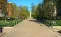 Alli Tryggin puisto Alli Tryggs park Helsinki Helsingfors 2016 05 08.png