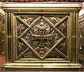 Altare di s. ambrogio, 824-859 ca., lato dx dei maestri delle storie di cristo, 02.jpg