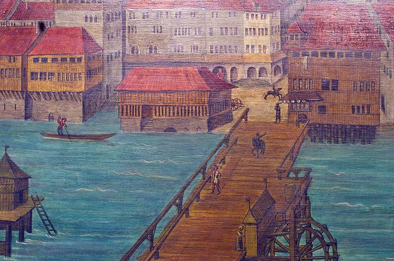 File:Altartafeln von Hans Leu d.Ä. (Haus zum Rech) - linkes Limmatufer - Rathausbrücke - Weinplatz 2013-04-08 15-15-27.jpg